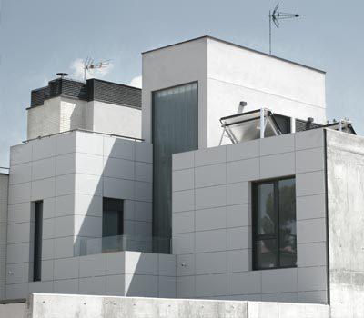 Arquitectura Obra Nueva